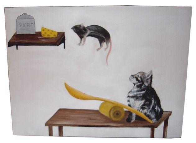jeu du chat et de la souris centerblog. Black Bedroom Furniture Sets. Home Design Ideas